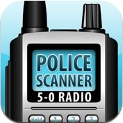 Online Police Scanner websites and apps