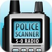 Online Police Scanner websites and apps